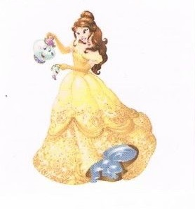 Belle and Teapot