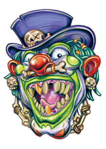 Krazy Klownz: Painfully Pierced Klown
