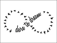 Dare to Dream infinity