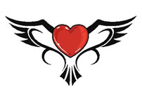 Winged Heart 1