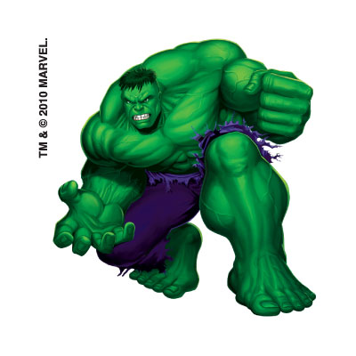 Marvel - The Incredible Hulk