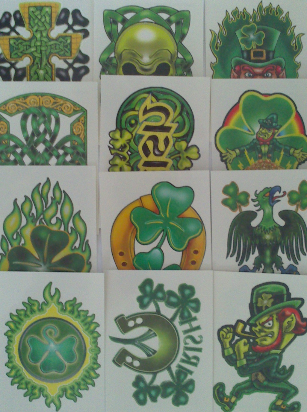 Saint Patrick's Day Pack of 30