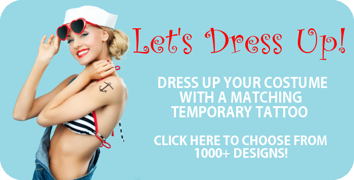 Temporary Tattoos Australia - sailor
