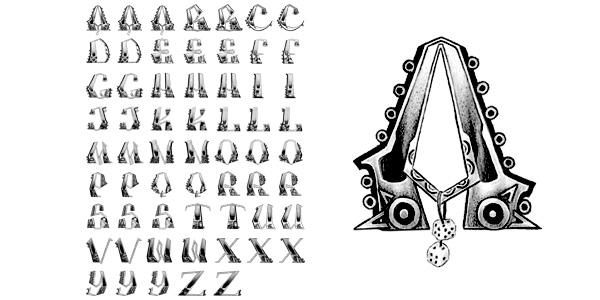 Design Din Egen Unikke Tattoo Med Bogstaver Og Tal Tattoos Fra Party