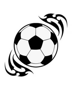 Soccer Ball Tribal